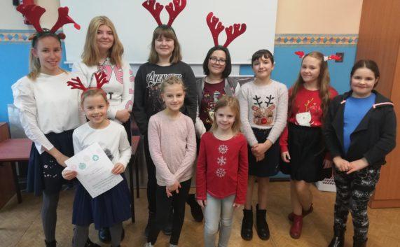 Konkurs Świątecznej Piosenki Obcojęzycznej