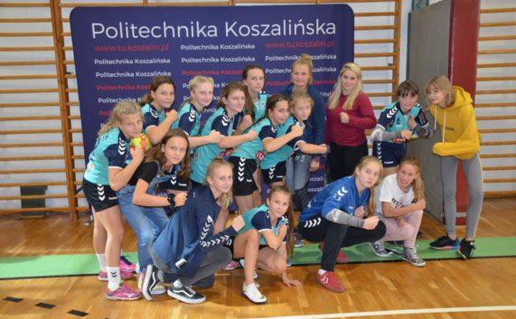 """""""Handballowy Fun"""" w Koszalinie"""