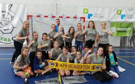 Ogólnopolski Turniej Piłki Ręcznej w Dopiewie