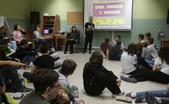 Wizyta w Regionalnym Centrum Profilaktyki Uzależnień w Rogoźnie