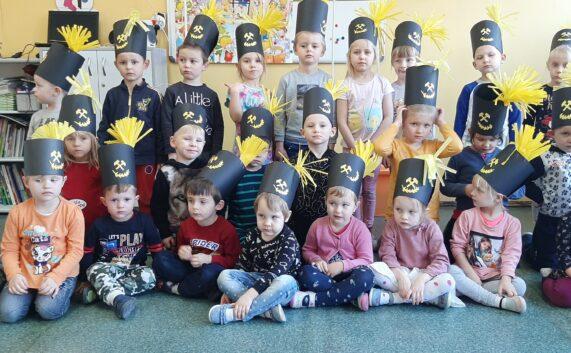Barbórka w przedszkolu