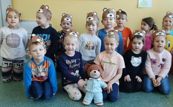 Dzień Pluszowego Misia w przedszkolu