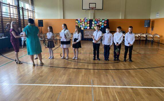 Zakończenie roku szkolnego klas I-III