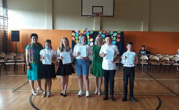 Zakończenie roku szkolnego klas IV – VII